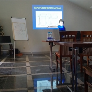 Seminarium ekg w Koszelowce